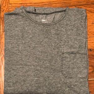 Men's long sleeved tee GAP medium